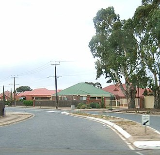 Renown Park, South Australia - Harrison Road, Renown Park