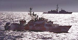 Hauk-class patrol boat - Hauk class MTB