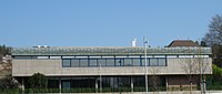 Hauptstaatsarchiv Stuttgart, Fassade zur Konrad-Adenauer-Str. (2007).jpg