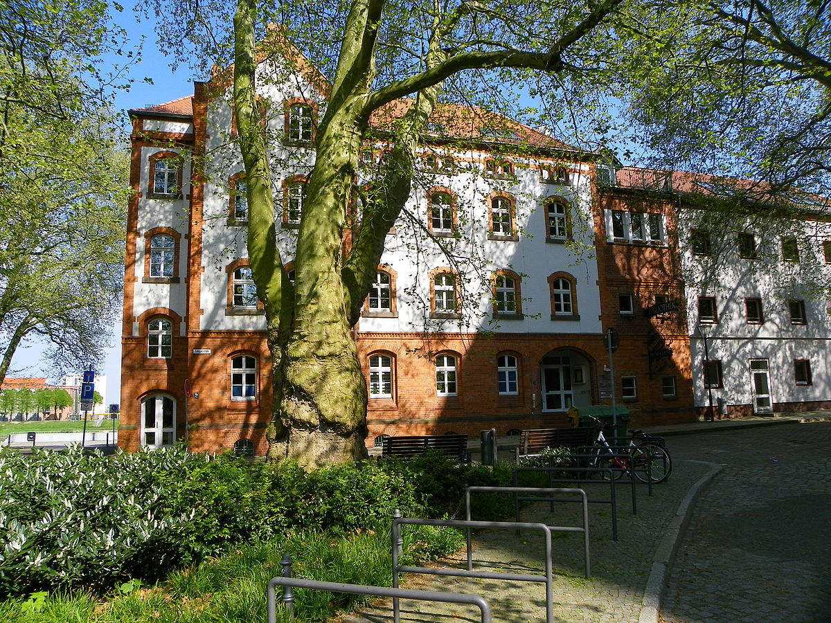 Stadt und Regionalbibliothek Frankfurt Oder –