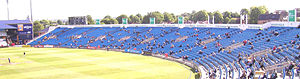 Yorkshire County Cricket Club - Headingley – West Stand