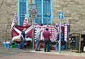 Hearts merchandise, Gorgie Road - geograph.org.uk - 1436060.jpg