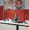Heike Suzanne Hartmann-Heesch auf der Leipziger Buchmesse 2018.jpg