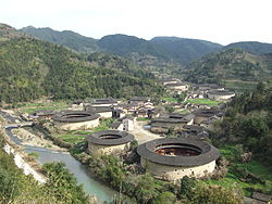 Hekeng Village, شویانگ، فوجیان، Nanjing County