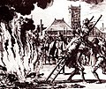 Heksenverbranding uit Germania van Johannes Scherr.jpg