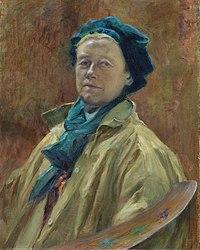Helen Mabel Trevor - Self-Portrait - NGI502.jpg