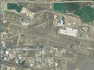 Helena Regional Airport airport in Montana, United States of America