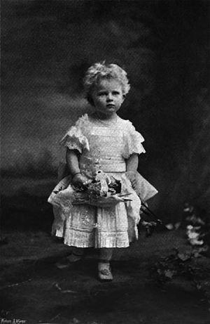 Lady Helena Gibbs - Photograph, 1903