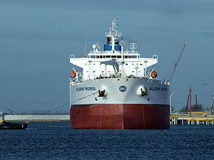 Hellespont Progress, IMO 9351426 at Port of Amsterdam photo-7.JPG