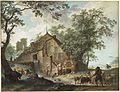 Hendrik Meyer - A Summer Scene (1787).jpg