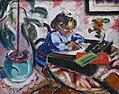 Henri Le Fauconnier-Little Schoolgirl-Hermitage Museum.jpg