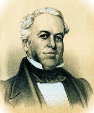 Henry Dangar - Henry Dangar (1796 - 1861).