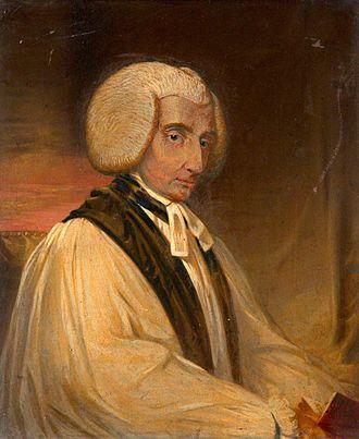 Bishop of Exeter - Image: Henry Reginald Courtenay, Bp of Exeter
