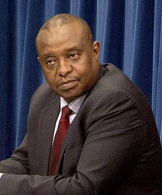 Minister for Finance (Kenya) - Image: Henry Rotich