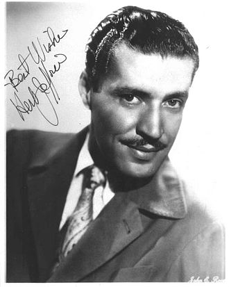 Herb Jeffries - Jeffries in 1944