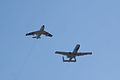 Heritage Flight A-10C F-86F last pass 08 TICO 13March2010 (14599454645).jpg