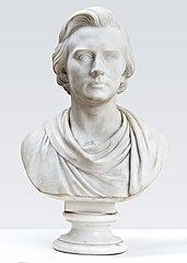 Marble Bust of Peter Heise (1830-79)
