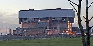 Heysham nuclear power station - Heysham 2