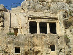 Tomb of Benei Hezir - Benei Hezir tomb