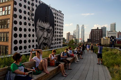 High Line, New York 2012 07