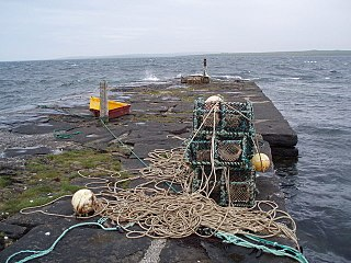 High tide, jetty, Tankerness - geograph.org.uk - 187339.jpg