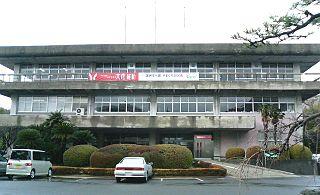 Hikari, Yamaguchi City in Chūgoku, Japan