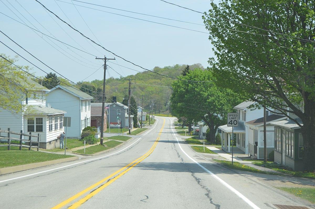 Montgomery Township, Indiana County, Pennsylvania - Wikipedia