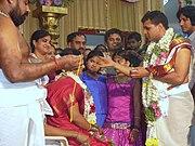 Hindu wedding symbols