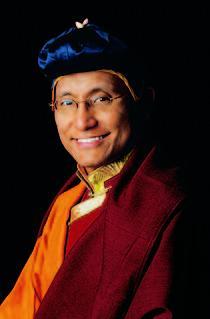 Gyalwang Drukpa title in Buddhism