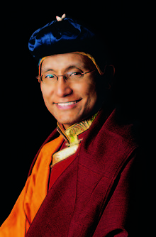 The Gyalwang Drukpa