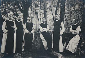 Benedict XVI Philosophical-Theological University - University faculty in 1930