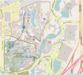 Hogwarts Express (Universal Orlando Resort) OpenStreetMap.png