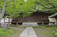 Hokkedo Choshoji Kamakura