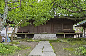Chōshō-ji - Chōshō-ji's Hokke-dō