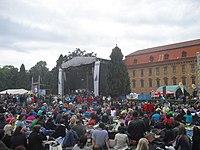 Holešovská regata 2014, Support Lesbiens.JPG