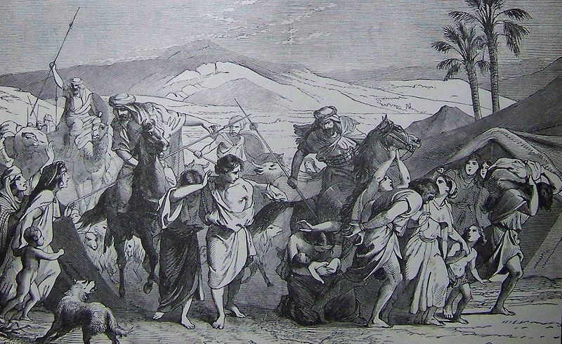 Israelites Carried Captive