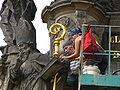 Holy Trinity Column 2006 conservation 3.jpg