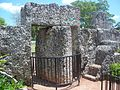 Homestead FL Coral Castle revolve gate03.jpg