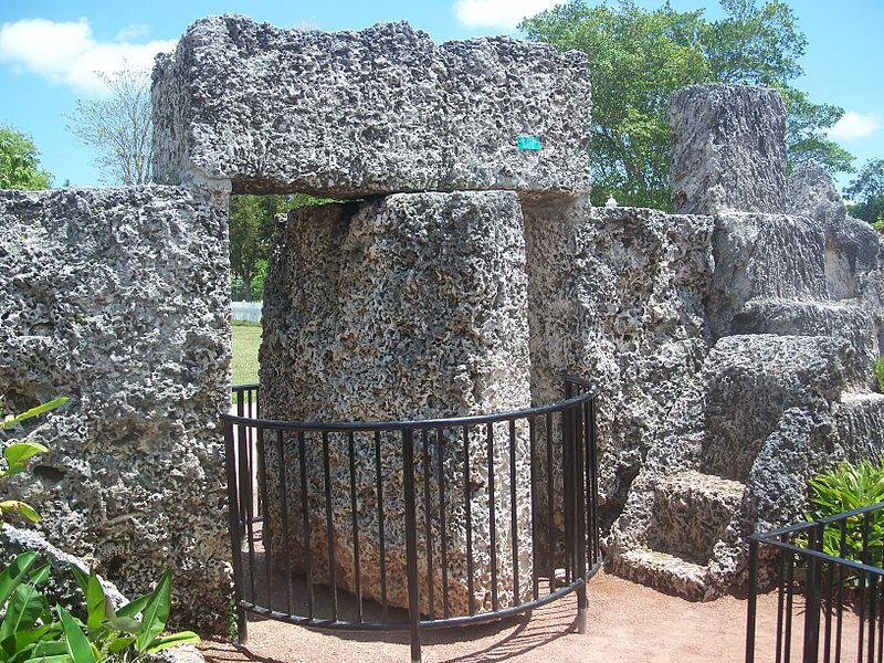 File:Homestead FL Coral Castle revolve gate03.jpg