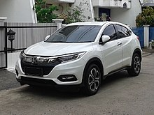 Honda HR-V - Wikipedia