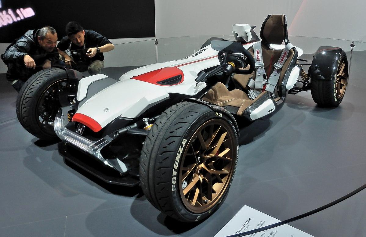 Honda Project 2 Amp 4 Wikipedia