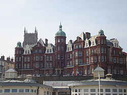 Hotel de Paris in Cromer