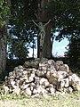 Houldizy (Ardennes) croix de chemin.JPG