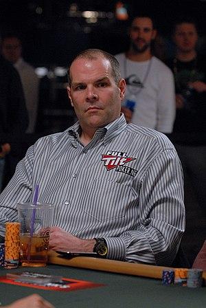 Italiano: Howard Lederer al $50K Poker Players...
