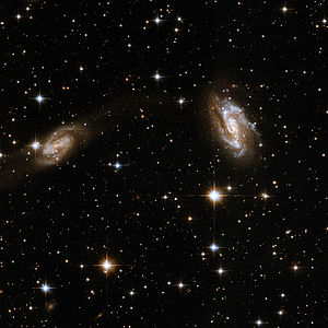 Hubble Interacting Galaxy IRAS 18090 (2008-04-24).jpg