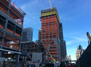 15 Hudson Yards - Seen in May 2017