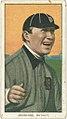 Hughie Jennings, Detroit Tigers, baseball card portrait LCCN2008676587.jpg