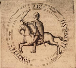 Image illustrative de l'article Humbert III de Savoie