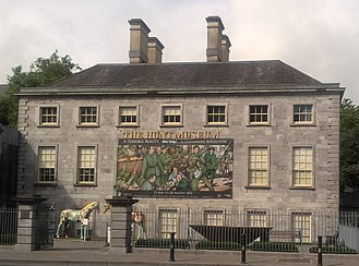 Hunt Museum - Image: Hunt Museum Limerick
