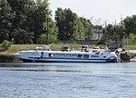 Hvylya at Pier on the Dnieper River in Kiev 8 August 2015.jpg